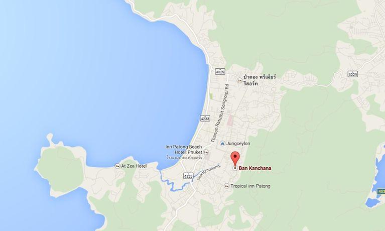 phuket tropical inn patong 2 star accommodation in nanai road